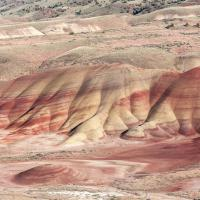 John Day, Painted Hills - Caroll Rim Trail